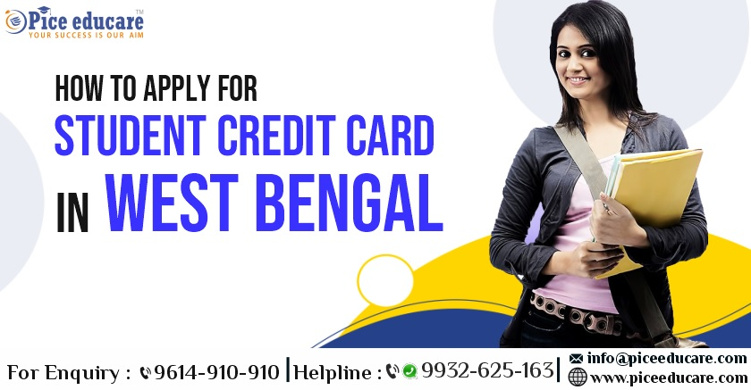 HOW TO APPLY FOR A STUDENT CREDIT CARD IN WEST BENGAL