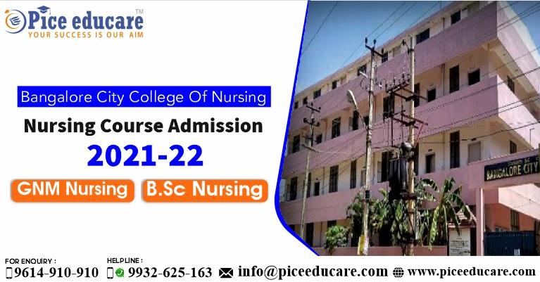 College Of Nursing Bangalore